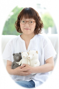 ご挨拶工房長濱津雅子の写真