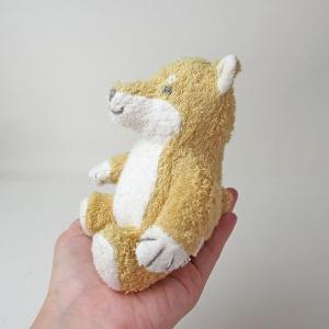 柴犬のぬいぐるみミニサイズ
