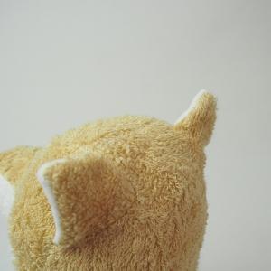 柴犬のぬいぐるみLサイズ